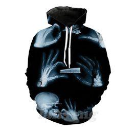 Tees Hoodies Australia - team Punk Skull 3d print hoody tee shirt sweatshirt hoodie pants men harajuku funny pullover streetwear hip hop tracksuit tops