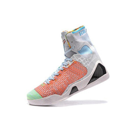 $enCountryForm.capitalKeyWord NZ - Mens what the kobe 9 IX elite high top basketball shoes Christmas Red Black White Blue BHM FTB Grey Easter KB sneakers boots for sale -60