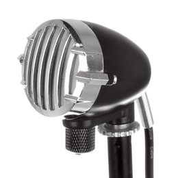 used microphones Australia - Alctron ZD-2 classical harmonica microphone, compact and exquisite, dynamic microphone used in stage performance and recording