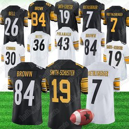43fe9785ca4 Pittsburgh 78 Alejandro Villanueva Steeler jerseys 36 Jerome Bettis 75 Joe  Greene jersey 21 Joe Haden american football jerseys