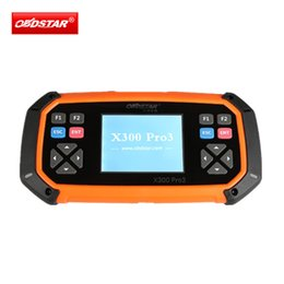 ford master key 2019 - Originial OBDSTAR X300 PRO3 Key Master English Version with Full Configuration Add Special Function Get a Free Main Test