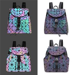 nappy pack Australia - Fashion Mini Small Square Pack Metal Lion Head Shoulder Bag Laser Package Clutch Women Designer Wallet Backpack Bolsos Mujer J190616 #201