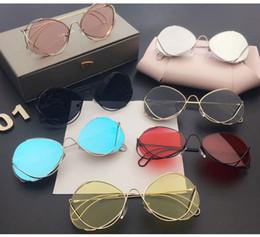 d241db5de NEW Fashion Retro kids girls Boys Kids Sunglasses Aviator Style Brand  Design Children Sun Glasses UV Protection sunglass 7 colors 676