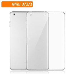 High Tablets Apple Australia - TPU Gel Case Soft Cover for iPad Mini 2 3 4 Pro 9.7 10.5 Protective Tablet Cover High Quality