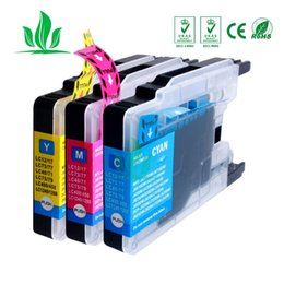$enCountryForm.capitalKeyWord Australia - 3 X LC1240 Ink Cartridge Compatible for LC1240 LC12 LC40 LC71 LC73 LC75 LC400 LC1220 For Brother MFC-J6910CDW J6710CDW printer 3