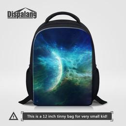 $enCountryForm.capitalKeyWord NZ - Dispalang Universe Galaxy Star Mini Backpack 12 Inch Children School Bags Girls School Backpacks Kindergarten Book Bag