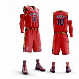 44f224474e8 Custom Name + Number Kids & Adult College Basketball Jerseys USA throwback  basketball jersey Youth Cheap basketball Uniforms Sets