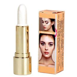 Face Glow Cream Australia - Facial Contour Makeup Glow Brighten Concealer Glitter Pigments Stick Oil-control Face Bronzer Highlighter New2018R7