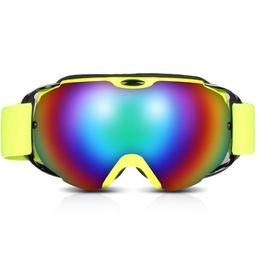 $enCountryForm.capitalKeyWord UK - OGT Ski Goggles Double Layers Uv Protection Snow Snowboard Goggles Anti-Fog Ski Mask Glasses skiing and snowboarding unisex