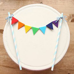 $enCountryForm.capitalKeyWord Australia - 1PC Cupcake Cake Topper Cake Flags Baby Shower Child Birthday Party Supplies Baking Party Decorate Color Random