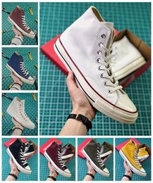 spring fall canvas shoes Australia - Fashion 1970 Canvas Athletic Shoes Classic 1970s Canvas Shoes Jointly Name CDG Play Big Eyes Casual Training Sneakers