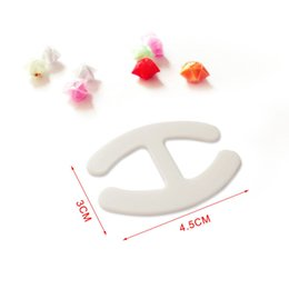 strap perfect bra clips UK - 1 3 9 10pcs Adjust Wedding Bra Strap Clip Invisible Bra Buckle Clips Perfect Holder H-shaped Underwear Accessories Colorful