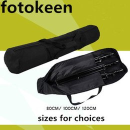 Tripod carry bags online shopping - Hot Sale quot Lightly Padded Carrying bag Case for Tripod light stand other studio accessories KD080