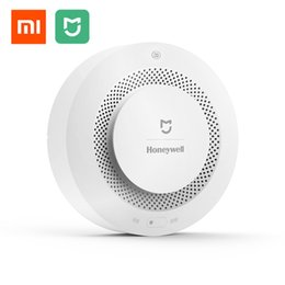 $enCountryForm.capitalKeyWord Australia - Original Xiaomi Mijia Honeywell Fire Alarm Detector Photoelectric Smoke Sensor Aqara Zigbee Remote Control with Mihome APP Free Shipping BA