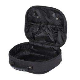 Discount hairdressing tools bag - 1Pc Salon Hairdressing Tool Bag Portable Handhold Hair Comb Scissors Clip Hairdresser CaseBag Hair Styling Tools Storage