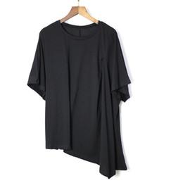 $enCountryForm.capitalKeyWord UK - New Women Korea Fashion 2019 Summer O-neck short Sleeve Solid Color Loose Pleated Casual T shirt womens tops
