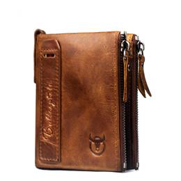 $enCountryForm.capitalKeyWord Australia - Genuine Cow Leather Short Men Wallet Fashion Coin Pocket Brand Bifold Design Men Purse High Quality Male Card ID Credit Holder