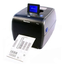 $enCountryForm.capitalKeyWord Australia - Oringinal Honeywell Intermec PC43t 203dpi Thermal transfer Desktop Lable Barcode Printer with LCD screen standard USB larger Ribbon