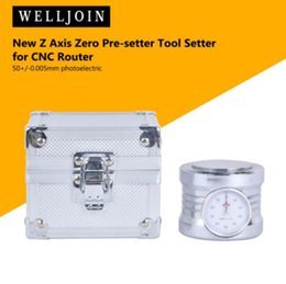 $enCountryForm.capitalKeyWord Australia - New Z Axis Zero Pre-setter Tool Setter for CNC Router 50+ -0.005mm photoelectric