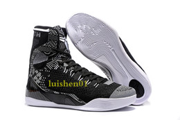 $enCountryForm.capitalKeyWord NZ - Cheap Sale kobe 9 High Weaving BHM Easter Christmas Basketball Shoes for Top quality Mens KB 9s Men trainers Sports Sneakers Size 40-46 V5