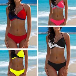 $enCountryForm.capitalKeyWord Australia - Swimwear Push Up Sexy Swimsuit Women Plus Size bathers Beachwear Brazilian Bikinis 2019 Mujer Micro Bikini Set Bathing Suit XXXL