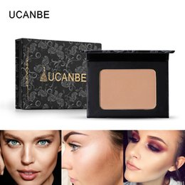 powder natural NZ - DHL Free Best Mineral Contour Blush Powder Makeup Palette Face Cheek Nude Natural Contouring Blusher Long Lasting Waterproof Bronzer