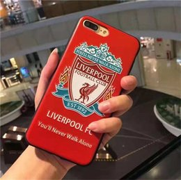 $enCountryForm.capitalKeyWord Australia - 2019 Europe football phone case for iphoneXSMAX XR XS X iphone 7P 8Plus 7 8 6P 6sPlus 6 6s famous Europe FC style phone case 7 styles