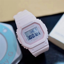 $enCountryForm.capitalKeyWord Australia - Famous brand retro color watch camouflage dial world time reluctance watch Japan outdoor sports running diving swimming digital watch wear