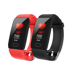 Discount smart watch q1 Smart Band Blood Pressure Q1 Heart Rate Monitor Fitness Tracker Smart Watch Fitness Bracelet Waterproof Weather Display