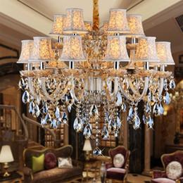 $enCountryForm.capitalKeyWord Australia - crystal Chandelier light for Bedroom Living room crystal light fixture candle chandelier light Luxury Crystal Lighting Modern