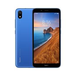 $enCountryForm.capitalKeyWord Australia - Original Xiaomi Redmi 7A 4G LTE Cell Phone 2GB RAM 16GB 32GB ROM Snapdragon SDM439 Octa Core 5.45 inch Full Screen 13MP Face ID Mobile Phone