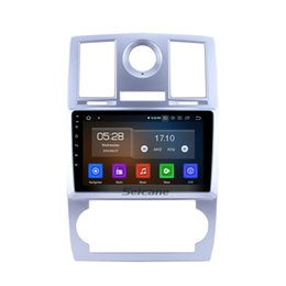 Tuner Android UK - Quad-core 9 inch Android 9.0 GPS Navi Car autoradio for 2004 2005 2006 2007 2008 Chrysler Aspen 300C with Bluetooth support DVR 3G car dvd
