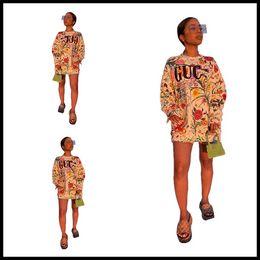 Wholesale heap t shirts online – design Women T Shirt Long Sleeve Patchwork Fashionable T shirt Blouse Heap Collar Pullover Casual Sweatshirt Spring Autumn Shirts Top Clothings