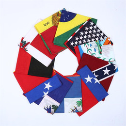Head Face Mask Australia - Magic Headscarf nation Flag pattern Headscarf Leisure and Sports Head cloth Outdoor Riding Face mask T6I6031