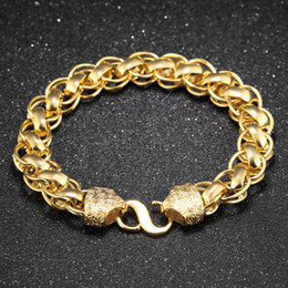 "Traditional Anniversary Gift Australia - Auspicious Cloud Charm Bracelets 18K Gold ""S"" Buckle Fashion Luxury Designer Jewelry For Women Romantic Hip Hop Anniversary Bracelet Gifts"