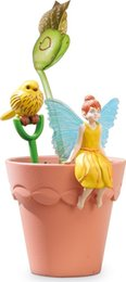 Fairy Garden My Fairy Garden Fairy Mini Pot Yellow Ship from Turkey HB-001279342 from red cookies suppliers