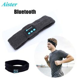 Wholesale Z3 Wireless Bluetooth Headphone Sleep Music Headband Hat Soft Warm Sports Running Earphone With Microphone Handfree For Smartphones