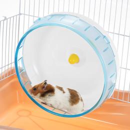 $enCountryForm.capitalKeyWord Australia - 8.3inch Multipurpose Wide Suitability Hamster Mice Gerbil Rat Exercise Wheel Silent Spinner Pp Run Disc Small Animal Pet Toy Q190604