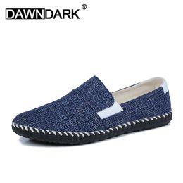 $enCountryForm.capitalKeyWord Australia - Mens Casual Shoes Lightweight Slip on Male Flat Walking Shoes Outdoor Black Blue Spring Summer Man Fashion Sneakers
