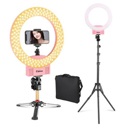 Light take online shopping - Dimmable Ring Light inch and m Light Stands with Mini Tabletop Tripod with Tripod Stand Carrying Bag for YouTube Videos Take Pictures