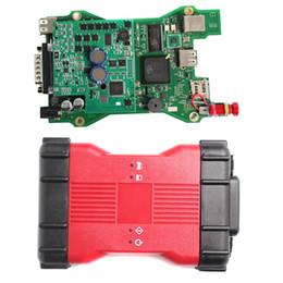 Ids Diagnostic Scanner Australia - Professional Diagnostic Tool For FOR-D VCM II Full Chip IDS V106 VCM II for Maz da For F-0rd VCM 2 VCMII OBD2 Scanner