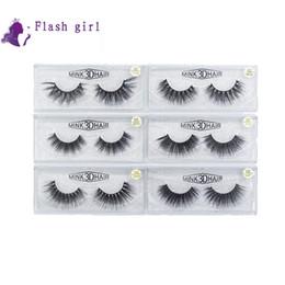 Strip modelling online shopping - W series models D Mink Eyelashes pair natural false eyelashes Full Strip Eye Lashes Thick false Eyelashes