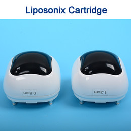 head cartridge NZ - Liposonix machine cartridge with 0.8cm and 1.3cm for fast slimming immediately result liposonix head 525 shots 576 points