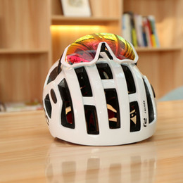 lightweight road bicycles Australia - Cairbull 233g Lightweight Cycling Helmet EPS+PC Casco Ciclismo Speed Aero Road Bike Helmet Men Women Sport Safety Bicycle Helmet