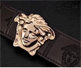 Alloy steel products online shopping - Home gt Fashion Accessories gt Belts Accessories gt Belts gt Product detail Real High Quality Men Belt steel G buckle Cowboy leatherB Belt