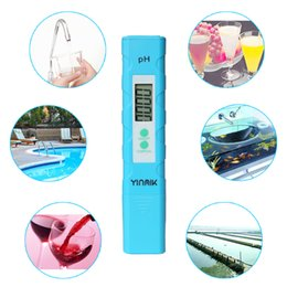 Ph Tester For Aquarium Australia - Digital PH Meter 0.01 High Accuracy Water Quality Tester with 0-14 PH Measurement Range for Drinking, Pool,Aquarium,without Backlight,006
