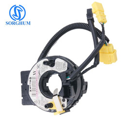 spiral cable sub assy UK - 77900-S9A-E51 Clock Spring Wire Cable sub-assy Spiral Fits For Honda CRV 2005 2006 High Quality And Durable