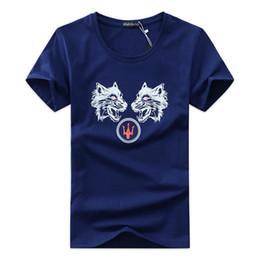 $enCountryForm.capitalKeyWord Australia - Mens T Shirts Fashion 2019 Summer Casual Patchwork Printing Shirt Men Slim Fit Mens T-shirt Plus Size S-5xl Free Shipping