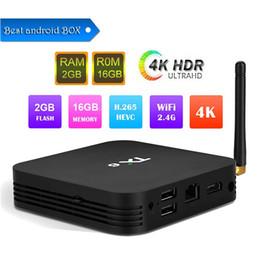 Android Tv Usb Player Australia - Allwinner H6 Android 9.0 Smart TV Box 2GB 16GB Quad Core Streaming Media Player 4K Wifi Set Top Box 4K Ultra HD H.265 USB 3.0 TX6 Mini PC