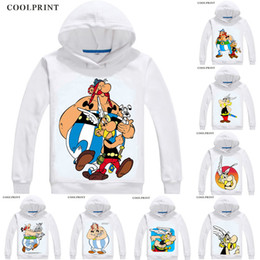 $enCountryForm.capitalKeyWord Australia - Asterix And Obelix Mens Hoodies Asterix Graphic Awesome Streetwear Anime Sweatshirt Streetwear Custom Hoodie Costume Hooded